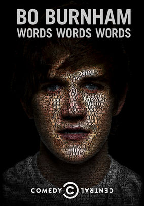 Bo Burnham: Words, Words, Words on Netflix UK