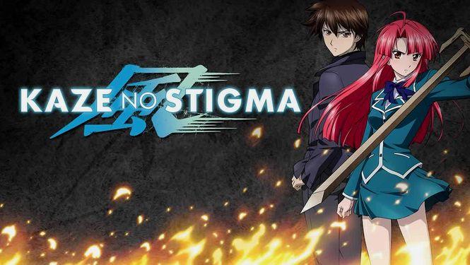 Kaze No Stigma Serien Stream