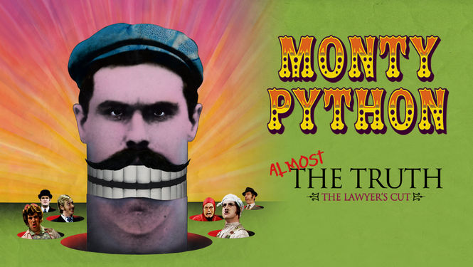Monty Python: Almost the Truth - The Lawyer's Cut (Monty Python: Almost the Truth)