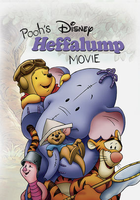 Pooh's Heffalump Movie on Netflix UK