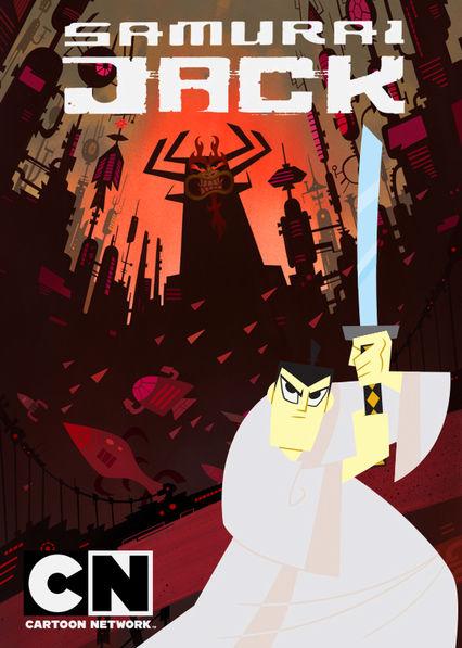 Is Samurai Jack 2003 Available To Watch On Uk Netflix