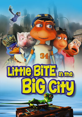 Is 'Little Bite in the Big City' (aka 'Kukaracha 3D') available to