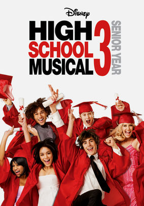 High School Musical 3: Senior Year on Netflix UK