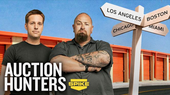 Auction Hunters Serien Stream