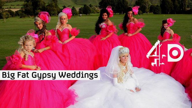Fat Gypsy Weddings On Netflix Uk