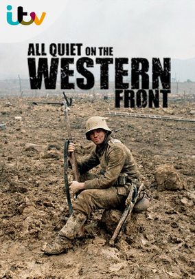 All Quiet on the Western Front on Netflix UK