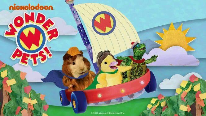 Wonder Pets! (The Wonder Pets)