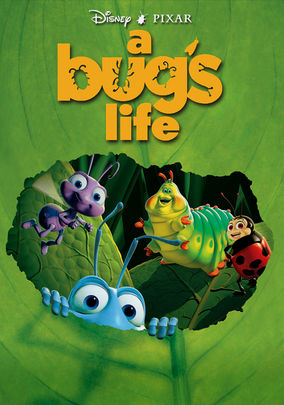 A Bug's Life on Netflix UK