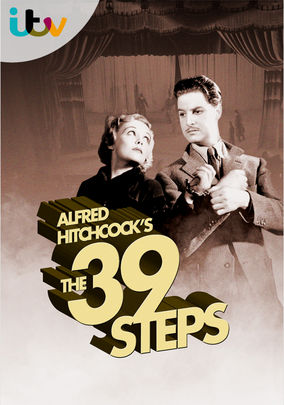 The 39 Steps on Netflix UK