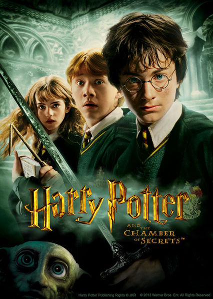 Harry Potter And The Chamber Of Secrets Streaming