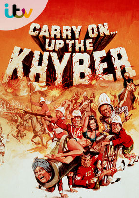 Carry On Up the Khyber (Carry On ... Up the Khyber or The British Position in India)