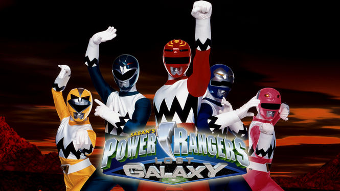 Image result for power rangers lost galaxy