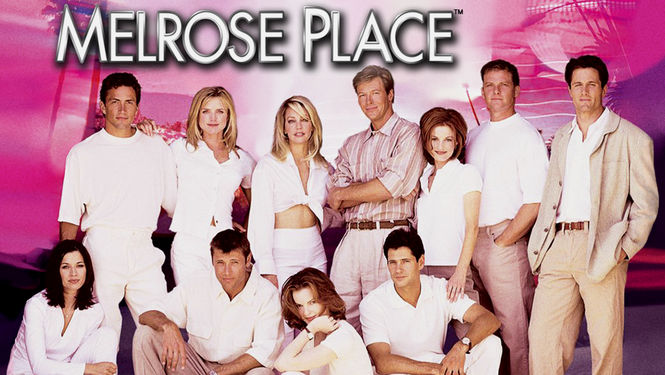 Image result for tv series 'Melrose Place' 1992