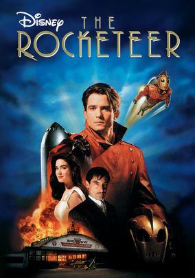 The Rocketeer on Netflix UK