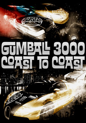 Gumball 3000: Coast to Coast on Netflix UK