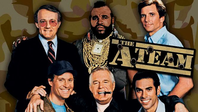 The A-Team on Netflix UK
