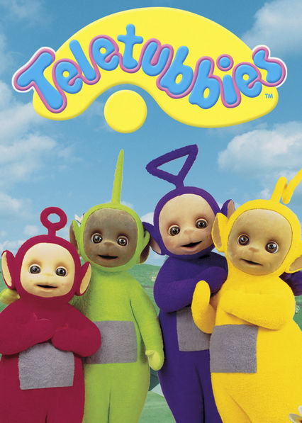 Teletubbies on Netflix UK