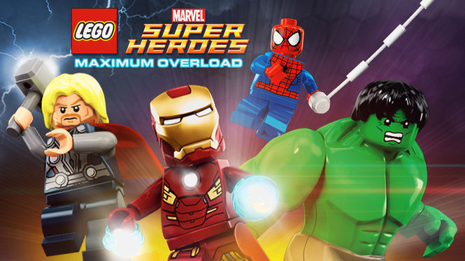 LEGO: Marvel Super Heroes: Maximum Overload on Netflix USA