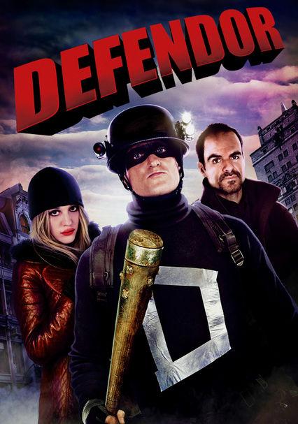 Defendor on Netflix UK