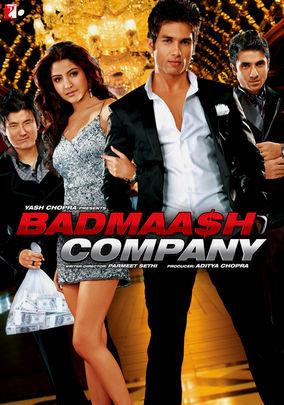 Badmaash Company on Netflix UK