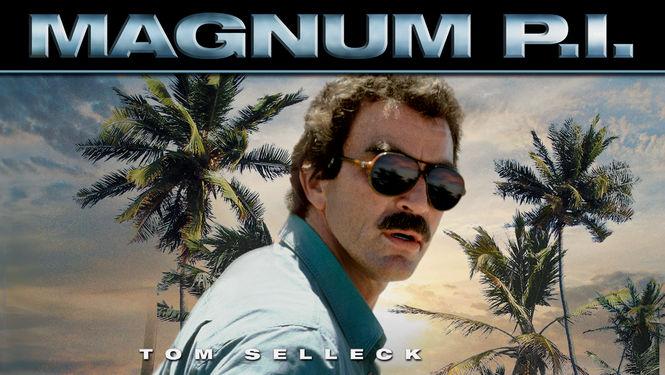 Magnum Pi Stream