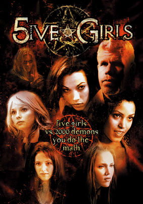 5ive Girls on Netflix UK
