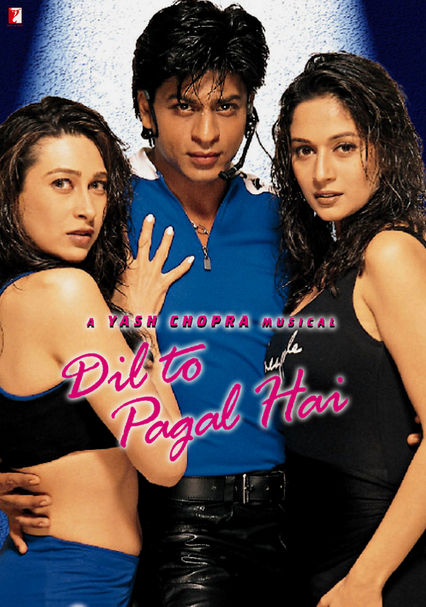 Dil To Pagal Hai on Netflix UK