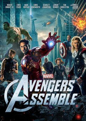 Avengers Assemble (Marvel's The Avengers)