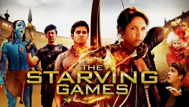 The Starving Games on Netflix AUS/NZ