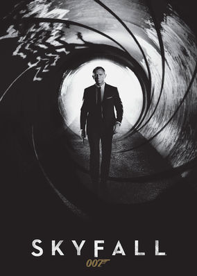 Is 'Skyfall' available to watch on Netflix in America