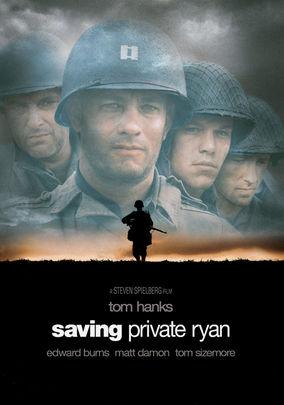 Saving Private Ryan on Netflix UK