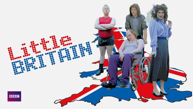 Znalezione obrazy dla zapytania little britain