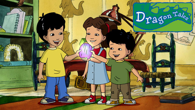 Is Dragon Tales Available To Watch On Netflix In America