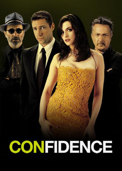 Confidence on Netflix UK