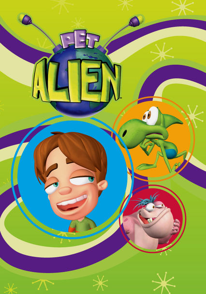 Pet Alien on Netflix UK