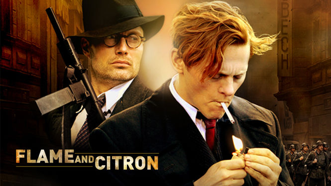 Watch Flame & Citron Full Movie Free - 123Movies