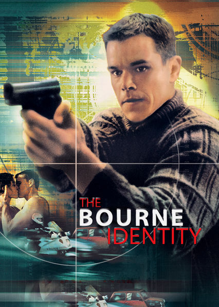 Is 'The Bourne Identity' available to watch on Netflix in America