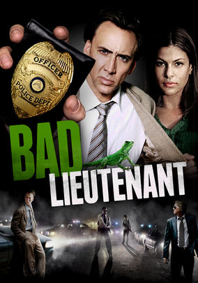 Bad Lieutenant: Port of Call New Orleans on Netflix UK