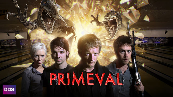 Primeval on Netflix UK
