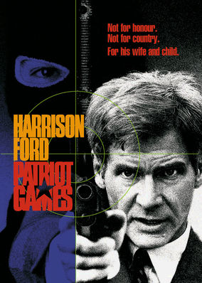 Patriot Games on Netflix UK