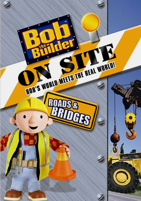 Bob the Builder: On Site: Roads & Bridges