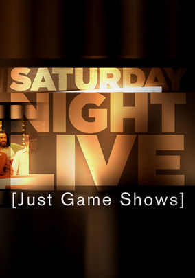 Saturday Night Live Just Game Show Parodies