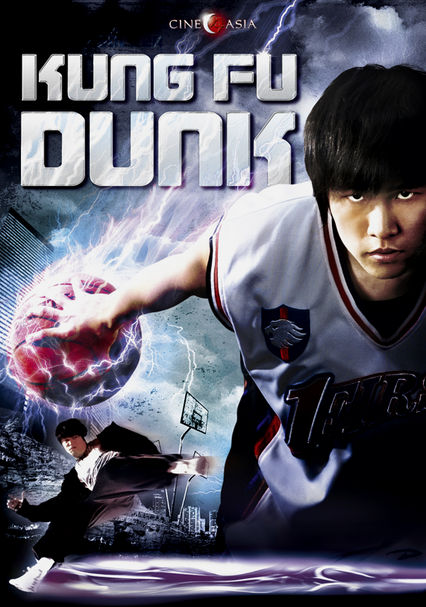 Kung Fu Dunk on Netflix UK