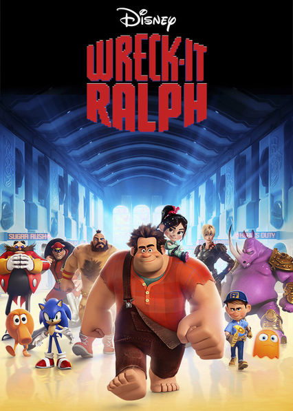 Wreck-It Ralph on Netflix UK