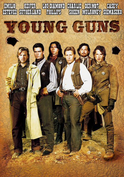 Info Page Young Guns