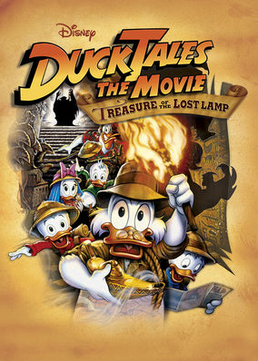 Ducktales: The Movie: Treasure of the Lost Lamp