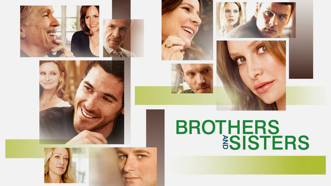 is brothers sisters available to watch on netflix in america