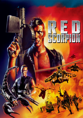 Red Scorpion on Netflix UK