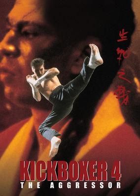 kickboxer 4 agressor