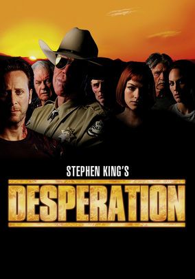Stephen King's Desperation on Netflix UK